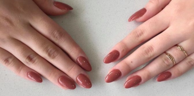 how to get healthy nails after sns